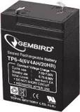 Gembird 6в для UPS 4.5 AH