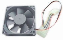 Вентилятор Gembird 80х80х25мм Sleeve 4pin