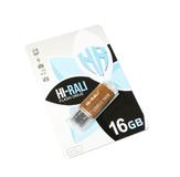 Флеш-накопитель USB3.0 16GB Hi-Rali Corsair Series Gold (HI-16GB3CORGD)