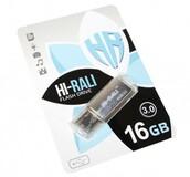 Флеш-накопитель USB3.0 16GB Hi-Rali Rocket Series Silver (HI-16GB3VCSL)
