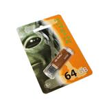 Флеш-накопитель USB 64GB Hi-Rali Corsair Series Bronze (HI-64GBCORBR)
