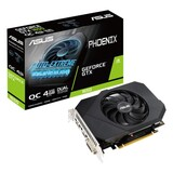 Видеокарта GF GTX 1650 4GB GDDR6 Phoenix OC Asus (PH-GTX1650-O4GD6)