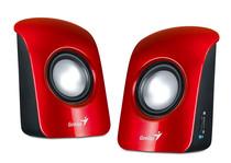 Акустическая система GENIUS SP-U115 Red (31731006101)