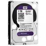 Жёсткий диск HDD SATA 1.0TB WD Purple 5400rpm 64MB (WD10PURZ) Refurbished
