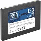 """SSD-накопитель  128GB Patriot P210 2.5"""" SATAIII TLC (P210S128G25)"""