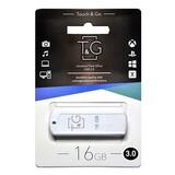 Флеш-накопитель USB3.0 16GB T&G 011 Classic Series White (TG011-16GB3WH)