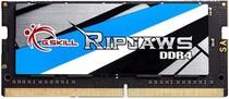 Оперативная память SO-DIMM 8GB/2400 DDR4 G.Skill Ripjaws (F4-2400C16S-8GRS)