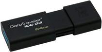 Флеш-накопитель USB3.0 64GB Kingston DataTraveler 100 G3 (DT100G3/64GB)