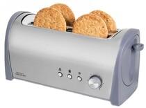 Тостер Cecotec Steel&Toast2L CCTC-03037 (8435484030373)