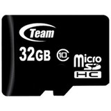 Карта памяти microSDHC 32GB Team Class 10 / no adapter