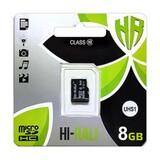 Карта памяти MicroSDHC   8GB UHS-I Class 10 Hi-Rali (HI-8GBSD10U1-00)