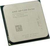Процессор AMD A4 X2 5300 (Socket FM2) Tray (AD5300OKA23HJ) из разборки