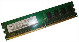 DDR2 1GB/800 Micron (MT8HTF12864AY-800E1)