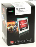 AMD A6 X2 5400K (Socket FM2) Box