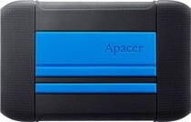 "Внешний жёсткий диск HDD ext 2.5"" USB 2TB Apacer AC633 Black/Blue (AP2TBAC633U-1)"