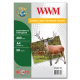 Фотобумага WWM (SG260.50)