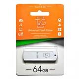 Флеш-накопитель USB 64GB T&G 011 Classic Series White (TG011-64GBWH)