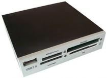 Card reader внутр. Gembird FDI2-ALLIN1-S