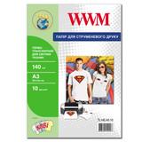 Термотрансфер WWM (TL140.A3.10)