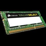 Оперативная память SO-DIMM 4GB/1600 DDR3L Corsair ValueSelect (CMSO4GX3M1C1600C11)