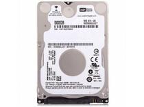 Жёсткий диск HDD SATA 500GB WD, 16Mb, AV-25 (WD5000LUCT)