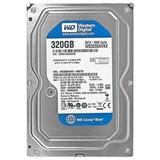 Жёсткий диск HDD SATA  320GB WD 7200rpm 16MB (WD3200AVKX)