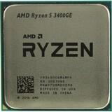 Процессор AMD Ryzen 5 3400GE (3.3GHz 4MB 35W AM4) Tray (YD3400C6M4MFH)