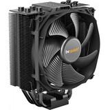 Кулер процессорный be quiet! Dark Rock Slim (BK024), Intel: 1150/1151/1155/1156/1200/1366/2011(-3) Square ILM/2066, AMD: FM1/FM2/FM2+/AM2/AM2+/AM3/AM3+/AM4, 159x127x47 мм, 4-pin