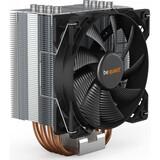 Кулер процессорный be quiet! Pure Rock 2 (BK006), Intel: 1150/1151/1155/1200/2066/LGA2011(-3) Square ILM, AMD: AM3(+)/AM4, 62x121x155 мм, 4-pin PWM