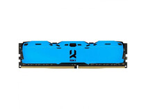 Оперативная память  DDR4 16GB/3000 GOODRAM Iridium X Blue (IR-XB3000D464L16/16G)