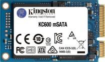 SSD-накопитель 1ТB Kingston KC600 mSATA SATAIII 3D TLC (SKC600MS/1024G)