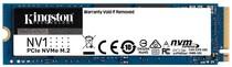 SSD-накопитель 2TB M.2 NVMe Kingston NV1 M.2 2280 PCIe Gen3.0 x4 3D TLC (SNVS/2000G)