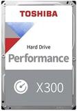 Жёсткий диск HDD SATA 16.0TB Toshiba X300 7200rpm 512MB (HDWR31GUZSVA)