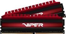 Оперативная память DDR4 2x8GB/3200 Patriot Viper 4 Red (PV416G320C6K)