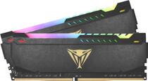 Оперативная память DDR4 2x8GB/3200 Patriot Viper Steel RGB Black (PVSR416G320C8K)