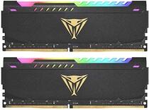 Оперативная память DDR4 2x8GB/3600 Patriot Viper Steel RGB Black (PVSR416G360C0K)