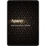 "SSD-накопитель  120GB Apacer AS340X Panther 2.5"" SATAIII TLC (AP120GAS340XC-1)"