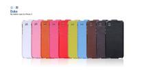 Чехол HOCO для iPhone 5 White Leather Duke (HI-L012W)