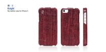Чехол HOCO для iPhone 5 Red Leather Knight (HI-L019R)