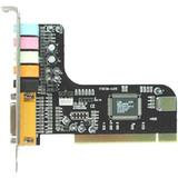 C-Media 8738 6ch PCI