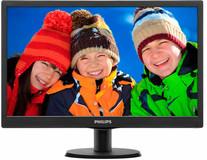 """Philips 18.5"""" TFT 193V5LSB2/62 LED Black"""
