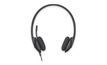 Гарнитура Logitech Headset H340 USB (981-000475)