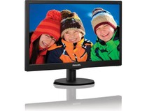 "Монитор Philips 19.5"" TFT 203V5LSB26/10 LED Black"