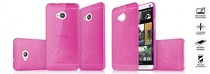 ITSKINS ZERO.3 for HTC One (M7) Pink (HTON-ZERO3-PINK)