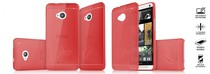 ITSKINS ZERO.3 for HTC One (M7) Red (HTON-ZERO3-REDD)