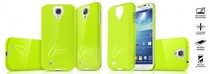 ITSKINS ZERO.3  for Samsung Galaxy S4 mini Green (SG4M-ZERO3-GREN)