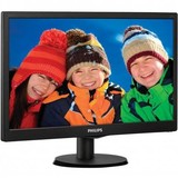 "Philips 19.5"" TFT 203V5LSB26/62 LED Black"