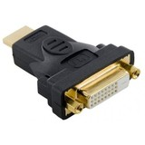 Переходник DVI(female)-HDMI(male) black 24pin