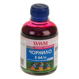 Чернила WWM EPSON L110/210/355 (Magenta) (E64/M) 200 г