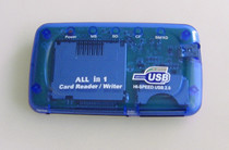 Кардридер Card reader ALL in 1 Gembird USB2.0